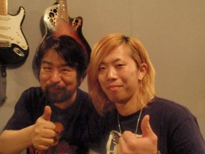 with SHINJI
