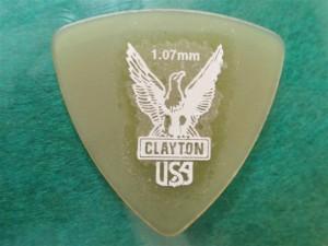 Clayton , not Pee Wee Crayton
