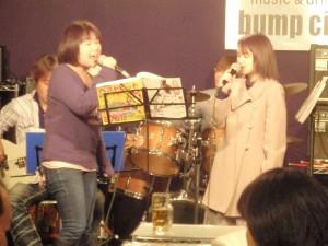 ボーカルセッション