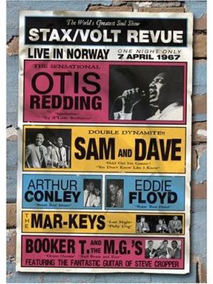 stax revue in Norway 1967