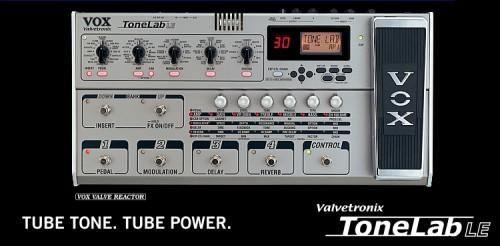 VOX ToneLabLE