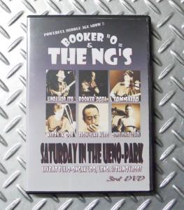 DVD vlo.3(2007年11月17日 Live at 上野水上音楽堂)
