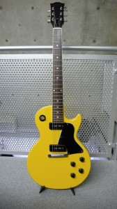 Greco Les Paul Special TV Yellow