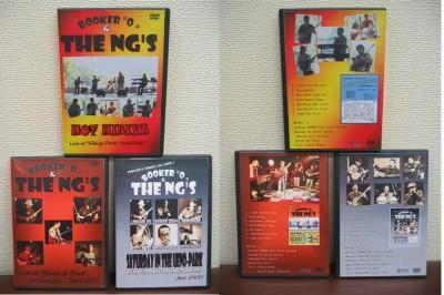 NG's DVD