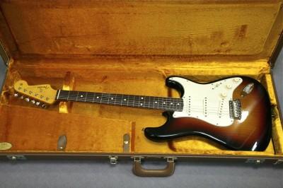 FenderUSA62StratocasterThin Lacquer (3CS)