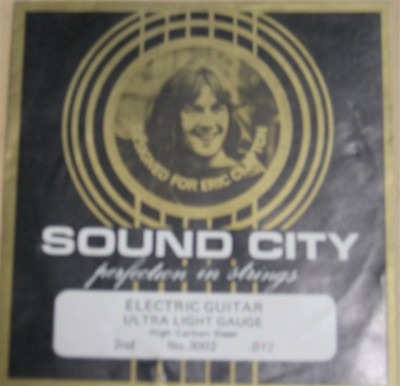 Sound City strings