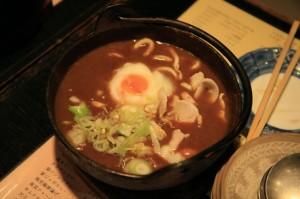 カレーうどん鍋