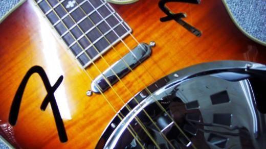 Fender FR-50CE SB 3