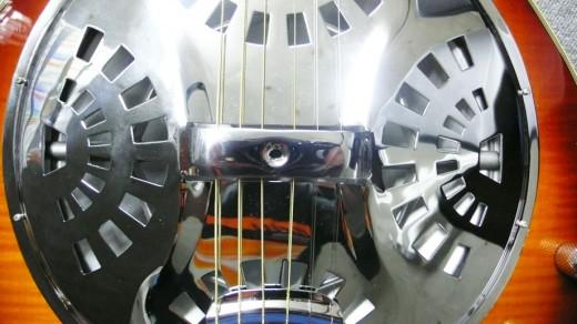 Fender FR-50CE SB 4