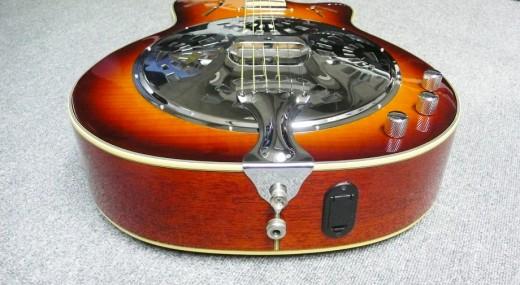 Fender FR-50CE SB 6