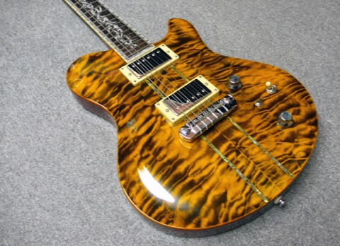 Kraken Custom Guitars 2