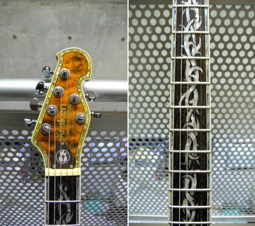 Kraken Custom Guitars 4