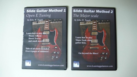 Slide Guitar Method