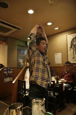 dancing Yoshida