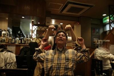 吉田おじさんとナンちゃん