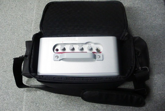ZT Amp Lunckbox用のケース