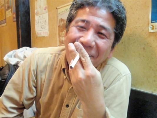 禁煙中だよ~