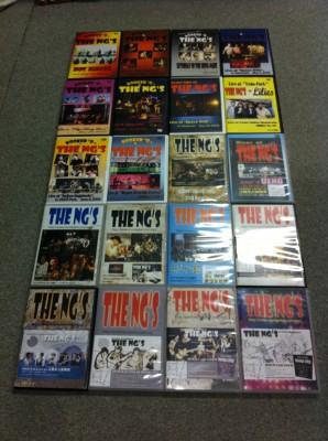 The NG's DVD