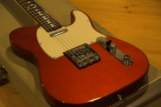 Fender Mexico 60s Telecaster CAR