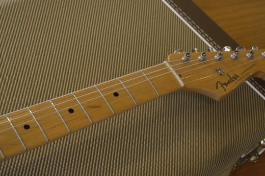 '57 Stratocaster ネック