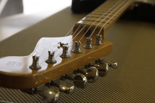'57 Stratocaster ヘッド